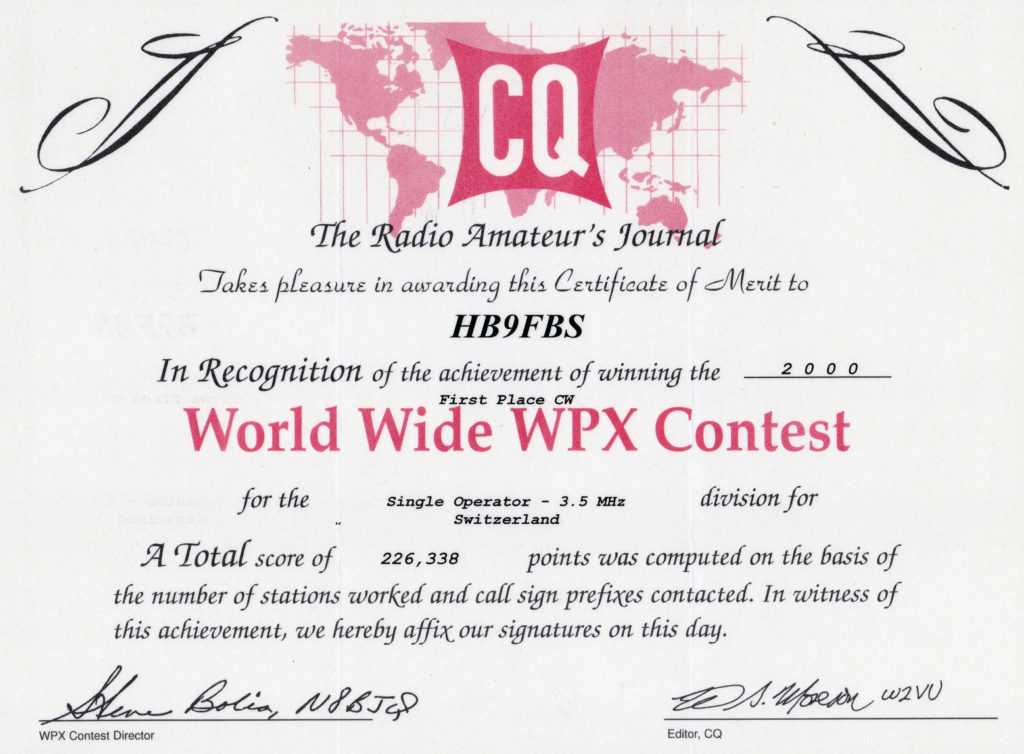 2000-cq-wpx-cw-contest