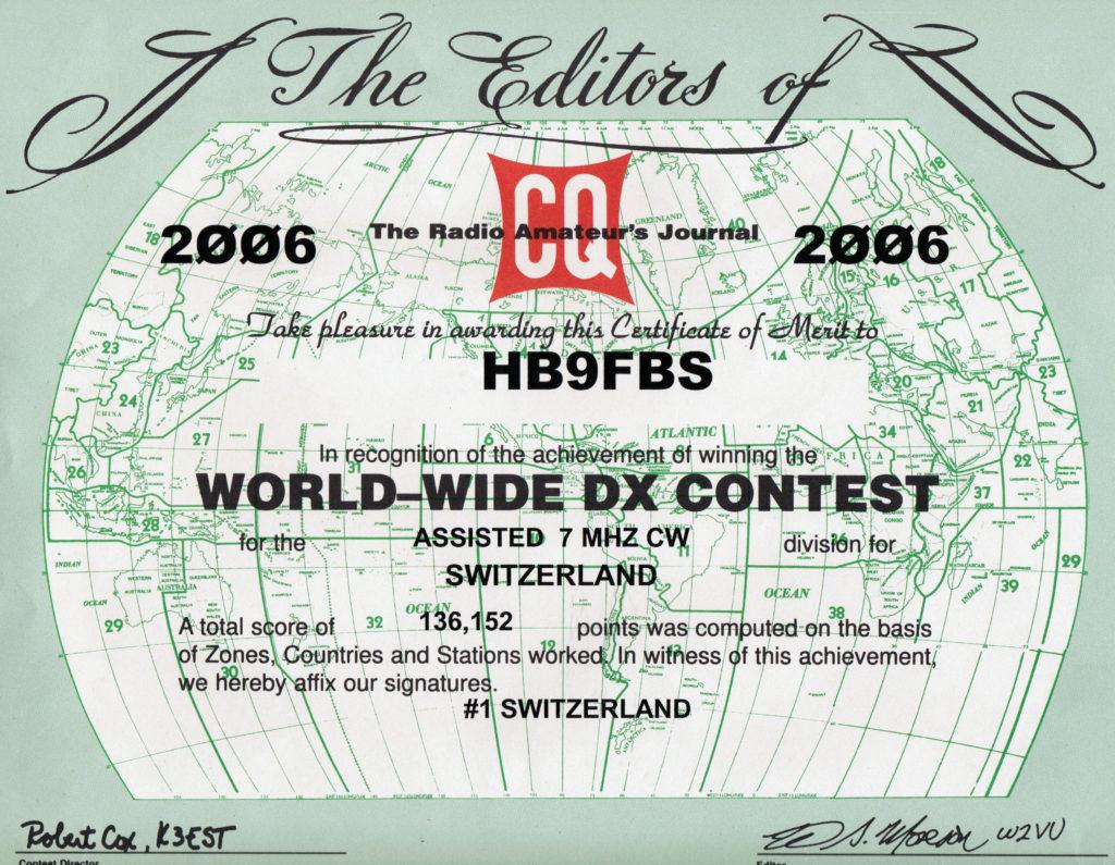 2006-cq-ww-dx-cw-contest